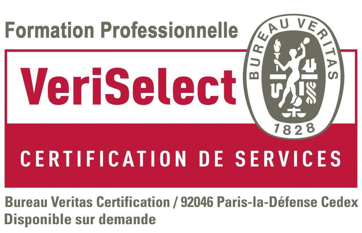 Certification de l'Institut : label de qualité Véritas de nos préparations. Prépa concours ENSM Paris, Toulouse, Lyon, Bordeaux, Lille...